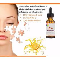 Sérum Vitamina C + Vitamina E + Ferulico Nature Pharmus