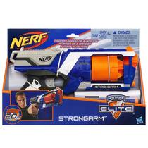 Lançador Nerf Elite N-strike Strongarm Hasbro