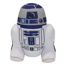 Boneco R2-d2 Pelúcia Filme Star Wars Multibrink Original