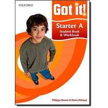 Got It! Starter A: Student Book And Workbook With Cd Rom