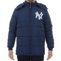 Jaqueta Masculina New Era Bomber Performance New York Yankee