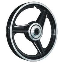 Jogo De Roda Em Alumínio 3 Aste Fan, Titan, Cg,125/150