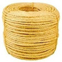 50 Mts De Corda Para Arranhador De Gato Sisal Natural 10mm