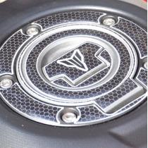 Protetor 3d Bocal Tanque Fuel Cap Moto Yamaha Mt 09 Mt09 M1