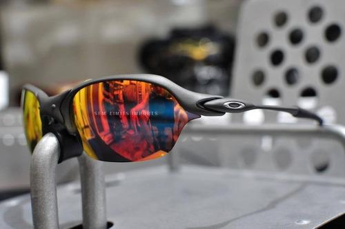 803fa06be Oculos Oakley Romeo 2 X Metal Ruby R$1700 oseTG - Precio D Brasil