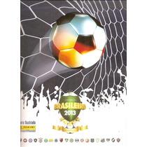 Album Capa Dura Campeonato Brasileiro 2013 - Completo Colada
