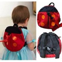 Mochila Coleira Guia Segurança Infantil (harness Buddy)