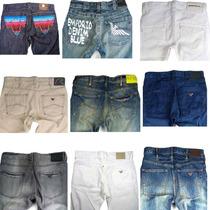 Calças Jeans Empório Armani - Armani Jeans - Antik Denin @@
