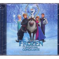 Cd Frozen Uma Aventura Congelante Original Lacrado Disney