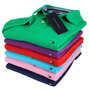 Kit C/6 Camisa Masculina Polo Tommyhelfinger 100% Algodão