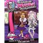 Livro Atividades De Moda Horripilantes Monster High - Dcl
