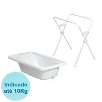 Banheira Com Suporte - Branco Burigotto