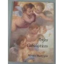Livro Anjos Cabalísticos Monica Buonfiglio Oferta Reliquiaja