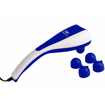 Massageador Double Massage Azul 2 Cabeças Relaxmedic