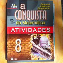 Livro - A Conquista Da Matematica - Atividades 8