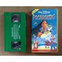 Fita Vhs - Disney - Pocahontas: O Encontro De Dois Mundos