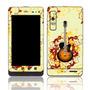Capa Adesivo Skin373 Motorola Milestone 3 Xt860 4g