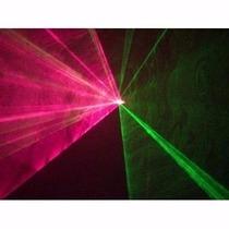 Laser K800 Verde Vermelho Sensor 500mw Musica Envio Em 48hrs