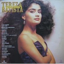 Tereza Batista Lp Trilha Sonora Minisérie Rede Globo 1992