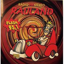 Cd Rauland Flash 95,1 Fm Raro Faixas Dance Tina Charles