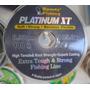 Linha Platinum Xt Ottoni 0.90mm 100 Metros