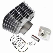 Kit Motor Completo Cilindro Pistao Kmp Cg 150 P/ 190cc