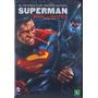 Dvd Dc Superman Sem Limites Original C/ Dublagem Lacrado