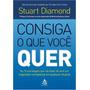 Consiga O Que Você Quer  Livro Stuart Diamond  Frete 8 Reais