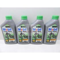 Oleo Mobil 4t Mx 10w40 Ma2 Api Sl Original Kawasaki 4 Litros