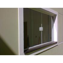Janela De Blindex 1,20x1,50