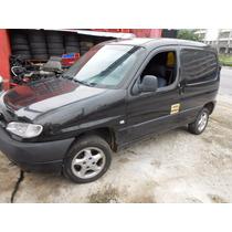 Peugeot Partiner 2000 1.8 Sucata Para Retirada De Peças