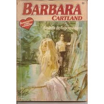 Coleção De 208 Livros Barbara Cartland Abril / Nova Cultural