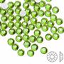 Strass Verde Green Hotfix 4mm 1.000 Unidades Termocolante