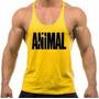 Regatas Super Cavadas Musculação Academia Animal