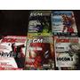 Revistas Videogame Nintendo World, Egm, Super Gamepower