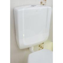 Caixa Descarga Acoplada Pvc Para Vaso Sanitário Bege Claro