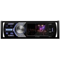 Dvd Automotivo C/ Tv Digital 3 Polegadas Jvc Kd-av500 Kdav