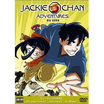 Patche Jakie Chan Adventures