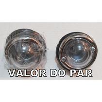 Lanterna Dianteira Jeep/rural/f-75 Pequena Do Carro 59/..