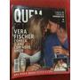 Revista Quem Vera Fischer Bárbara Paz Daniela Mercury Sexy