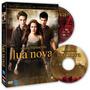 Dvd Duplo - A Saga Crepúsculo: Lua Nova