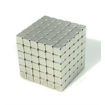 Buckycube Big Neocube Cubo Magnético Neodímio 216 Peças 4mm