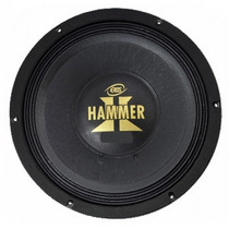 Woofer Eros E-15 Hammer 4.0k 15 2000wrms 4 Ohms