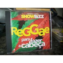 Cd Coletânea Revista Show Bizz - Reggae Para Fazer A Cabeça