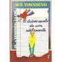 Livro- Diário De Um Adolescente - Sue Townsend-+brinde