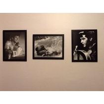 Pôsteres Com Fotos De Cinema E Música