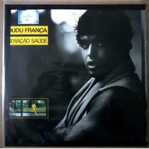 Dudu França Geração Saude Com Encarte 1983 Lp Vinil