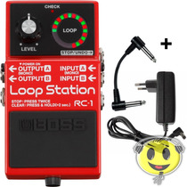 Pedal Boss Rc 1 Loop Station Roland Top P R O M O Ç Ã O