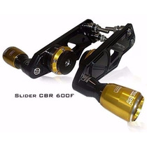 Slider Procton Honda Cbr 600f Cbr600f 11/14 Reposição 1 Lado