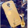 Capinha Bumper Aluminio Metal Celular Galaxy S4 Metal I9505